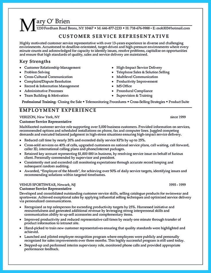 23 Best Sample Resume Images On Pinterest Sample Resume Resume