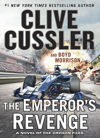 The Emperors Revenge (The Oregon Files #11) by Clive Cussler