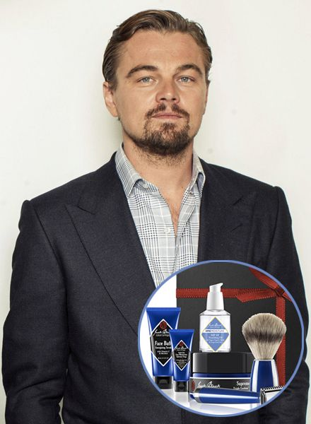 Don't want beard burn this holiday season? The Jack Black Ultimate Skin-Friendly Shave Super Set is just what scruffy guys like Leonardo DiCaprio need. See it in @Wonderwall MSN's 2013 Holiday Celebrity Gift Guide.