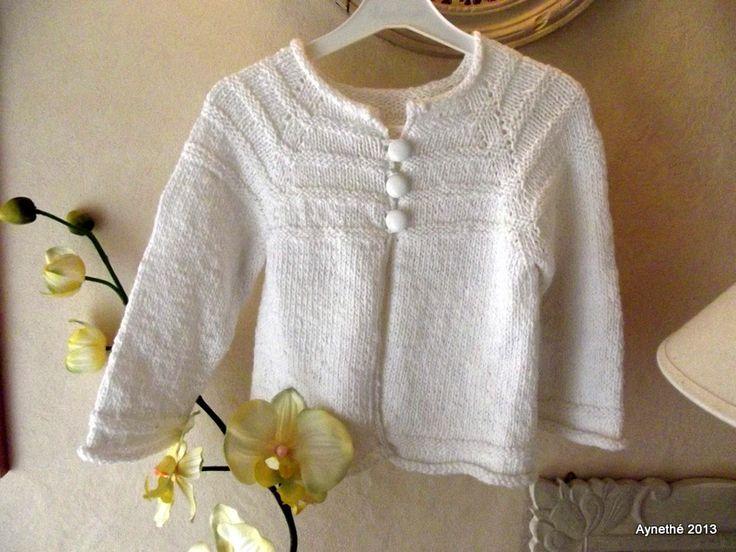 modele tricot gratuit fille 12 ans