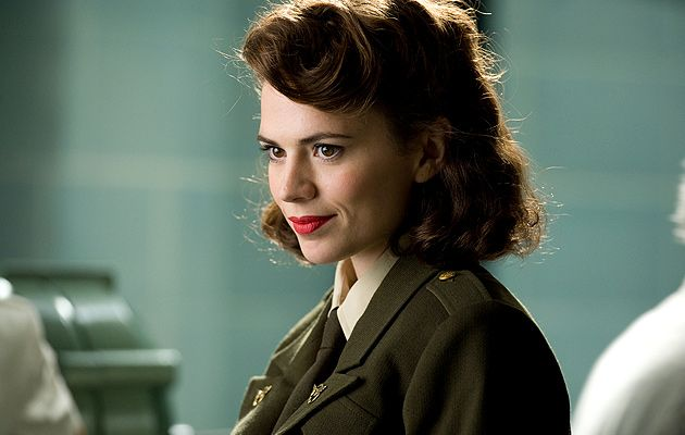 Peggy Carter Set For Agents Of SHIELD's Season Premiere | Empire Online -  Update: The Howling Commandos are back too...