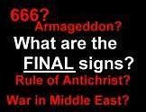 Final Signs of End Times