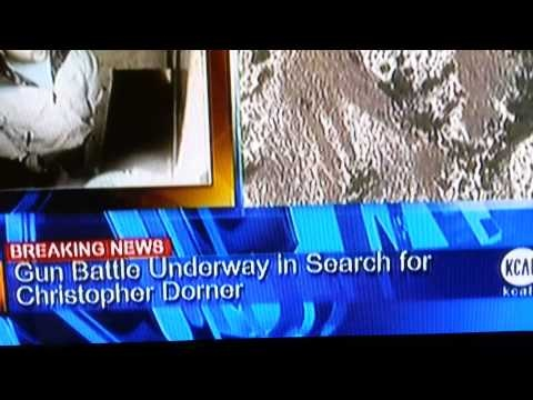 "Dorner - Caught on tape, ""Burn the f***ing house down! Burn it down"" Of course, the official version is that they had no intention of burning it down."