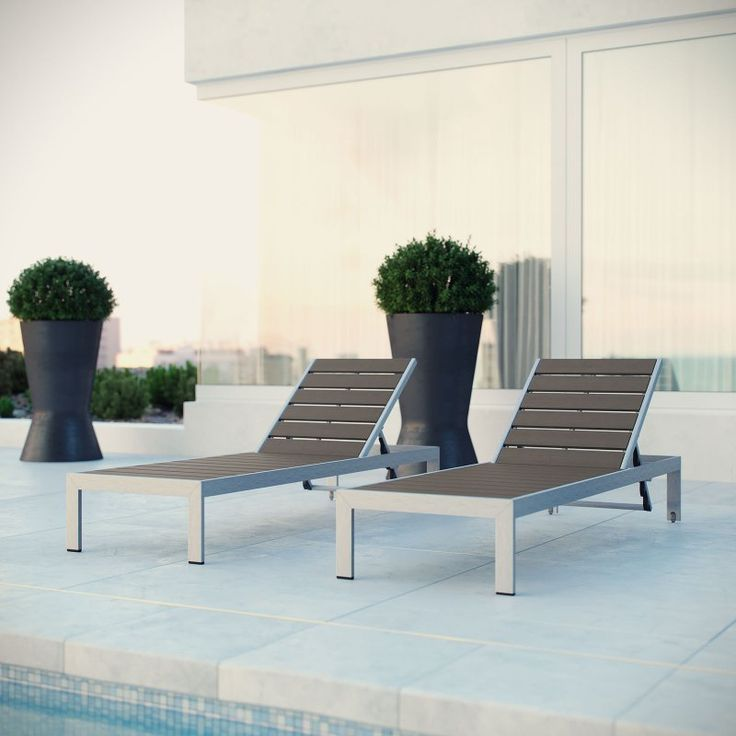 25 Best Ideas About Patio Chaise Lounge On Pinterest