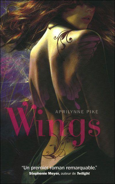 Résultats de recherche d'images pour «wings aprilynne pike»
