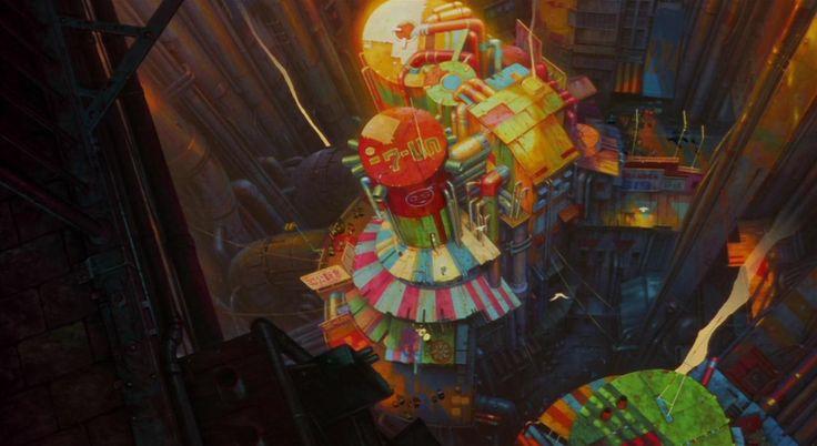 Metropolis is a 2001 anime film loosely based on the 1949 Metropolis manga created by the late Osamu Tezuka. The anime had an all-star production team, including renowned anime director Rintaro, Akira creator Katsuhiro Otomo as script writer, and...