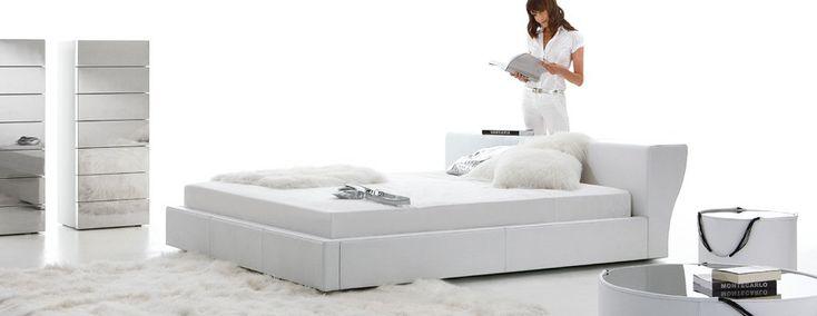 ESS NIGHT BED, GAMMA INTERNATIONAL ITALY