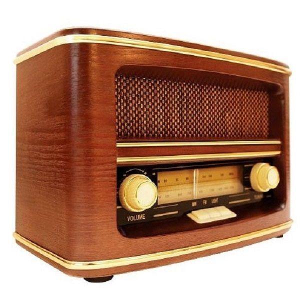 GPO Winchester Radio FM / MW / Retro Style 1950's Wooden Case NEW | eBay