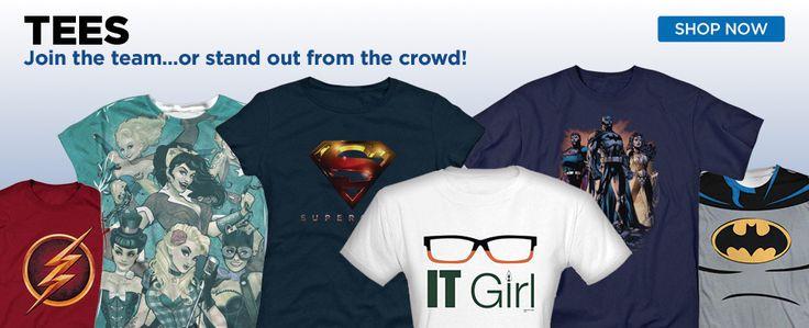 DC Store   DC Comics Online   ShopDCEntertainment.com