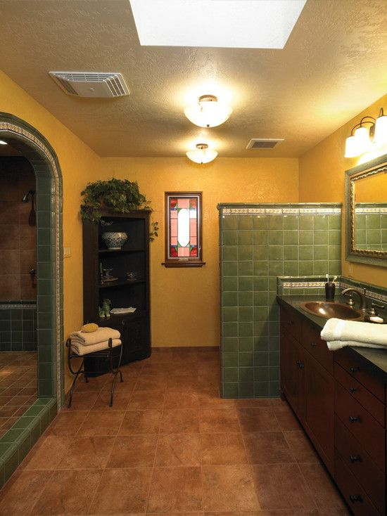 Bathroom Southwestern Design, Pictures, Remodel, Decor and Ideas - page 6