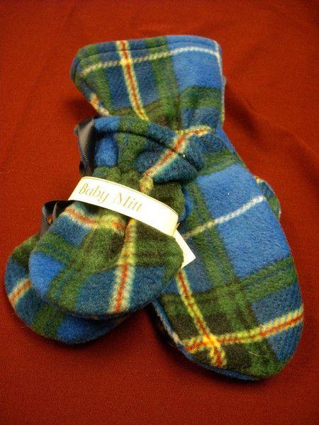 Nova Scotia Tartan Children's Mitts, $19.95