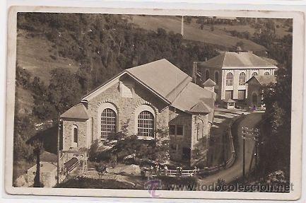 Central hidroeléctrica Molinos