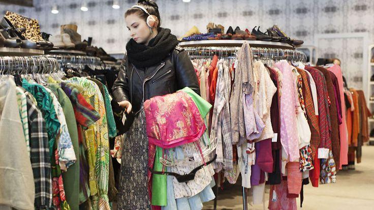 Gå på skattejakt i New York - de beste butikkene for å shoppe vintage - MinMote.no - Norges største moteside