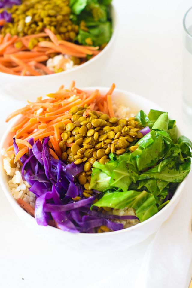 I have a special bowl for you today... my Ayurvedic Buddha Bowl. It's a hearty bowl that is easy to make, great for you and the whole family and is in line with the Beauty Detox Lifestyle.