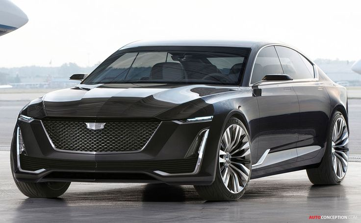 Cadillac Unveils Escala Concept, Previewing Future Design Direction