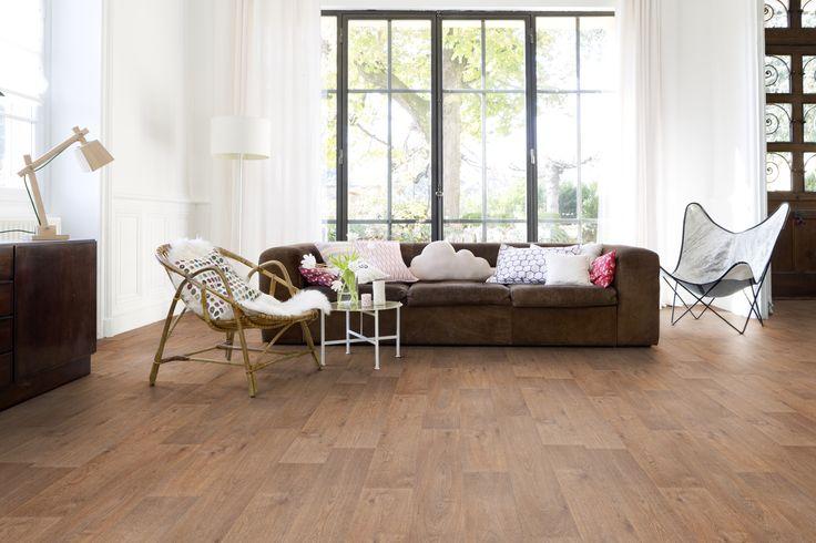 Droomhuis - vloeren - Handyfloor warm vintage | Beurs Eigen Huis | realiseer je droomhuis