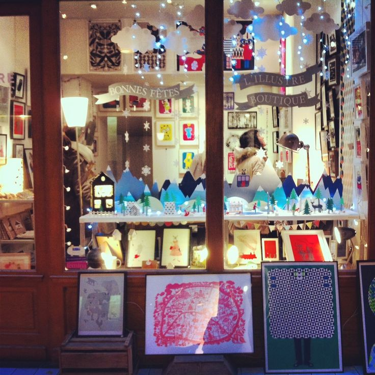 l'illustre boutique, 1-7 passage du grand cerf 75002: a gallery of creative shops.
