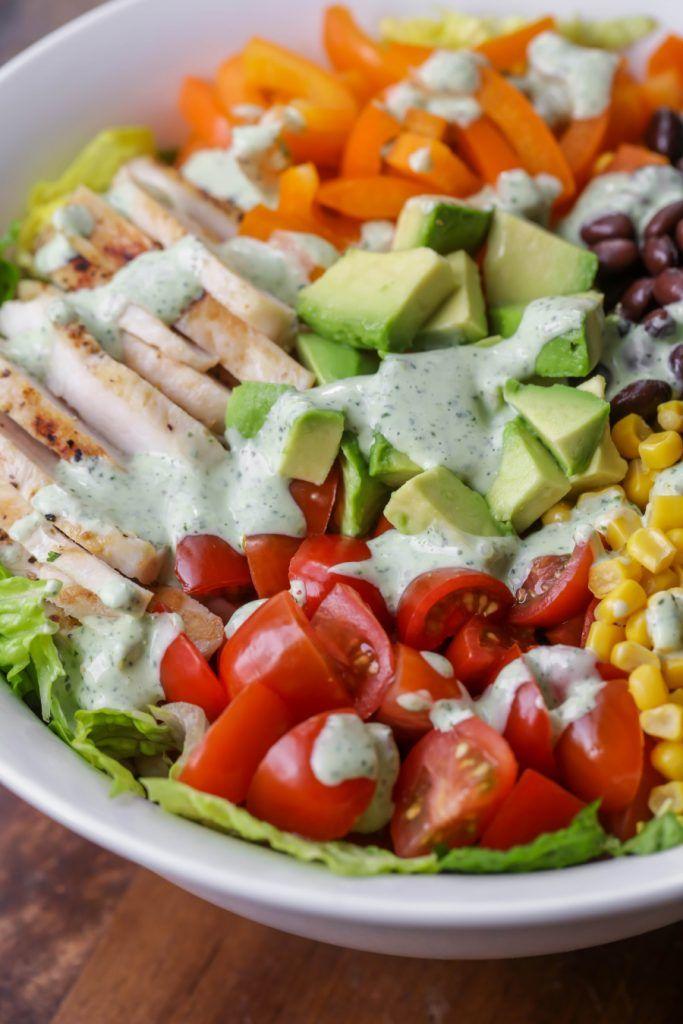 Southwest Chopped Salad