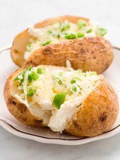 Patata rellena con Jalapeño