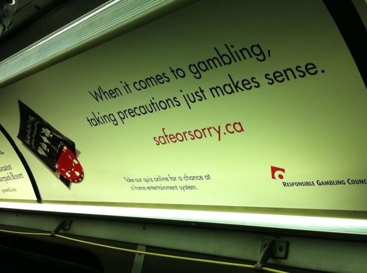 Gambling advertisements canada poets of the fall revolution roulette blogspot