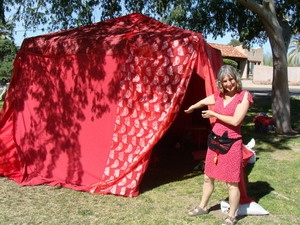 Red Tent Temple. shamanacircle.wordpress.com & 14 best  red tent  images on Pinterest | Tents Tent and ...