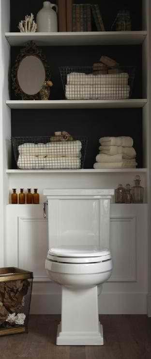 bathroom ideas  #HomeandGarden.   Perfect for the upstairs bathroom