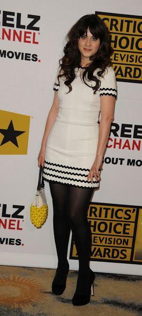 My Fashion Space: Fashion Icon: Zooey Deschanel