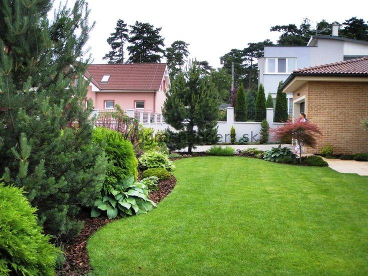 útulná záhrada - Záhradná architektúra - GreenFingers.sk