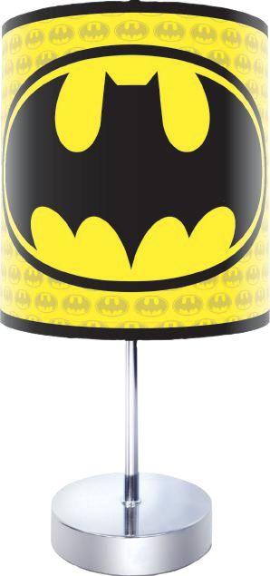 Batman - Logo Desk Lamp