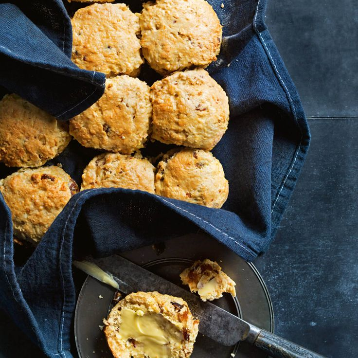 How to make Wholemeal Date Scones #Wholemeal #Scones