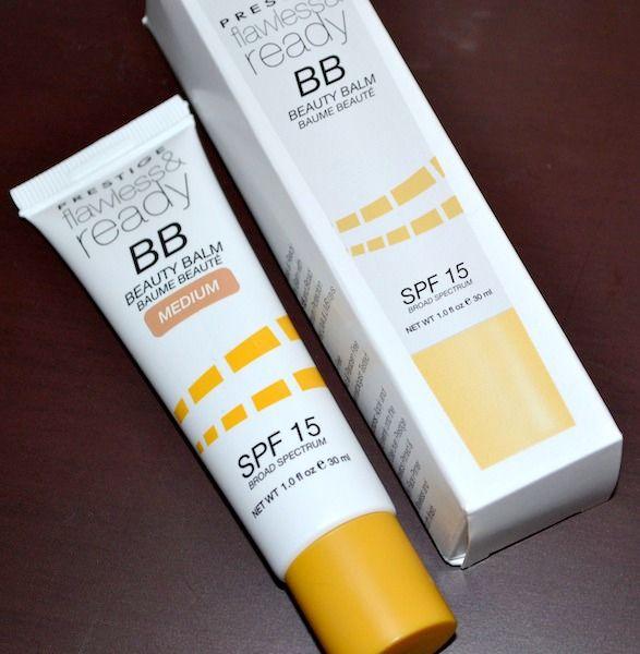 Prestige Cosmetics Flawless & Ready BB Beauty Balm SPF 15