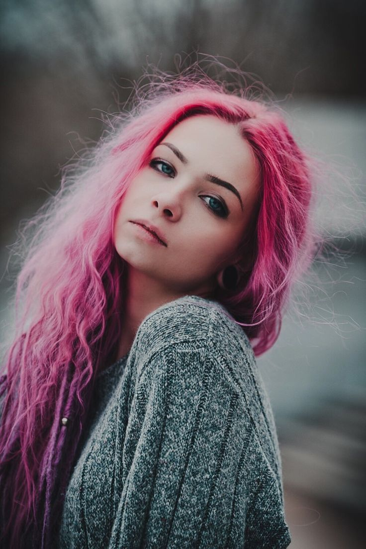 25+ best ideas about Hot pink hair on Pinterest | Bright ...