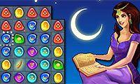 ¡Juega a Las mil y una noches en Juegos.com - El desierto de Arabia esconde misteriosos tesoros que pueden ser tuyos.