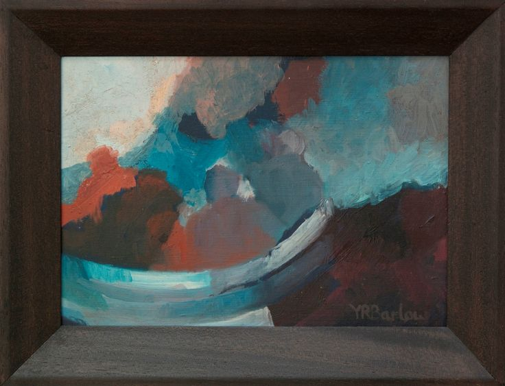 At Sea (Crossing) | Oil  on  Board | 24 x 18 inches | £1,600
