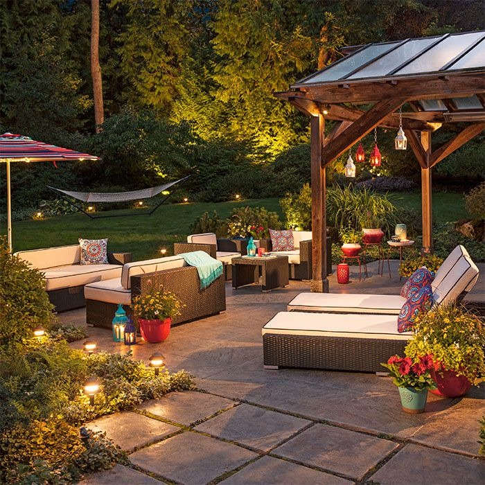 313 best outside your home images on pinterest | outdoor living ... - Outside Ideas For Patios