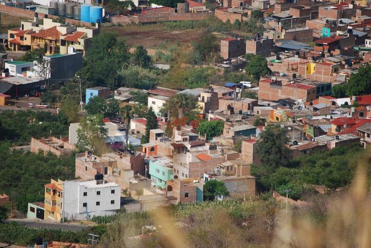 Atotonilco El Alto colors