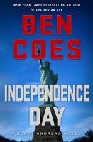 by Ben Coes. When a mysterious Russian computer hacker called Cloud gives a nuclear bomb to jihadists whose goal is to detonate it in American waters, the CIA has to stop them. Dewey Andreas, a CIA case officer, springs into action to prevent the attack.