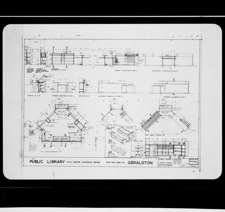 319590PD: Plans of the Geraldton Public Library, 1969. https://encore.slwa.wa.gov.au/iii/encore/record/C__Rb3430675