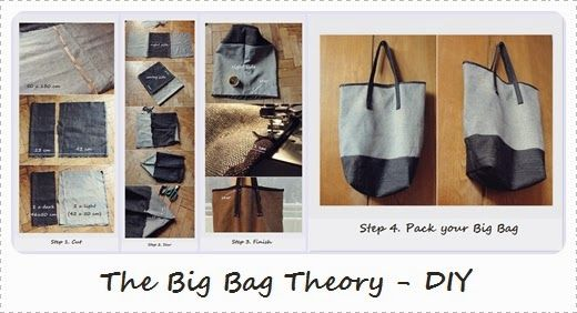 The Big Bag Theory - DIY