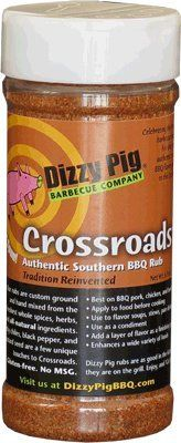 Dizzy Pig Crossroads Authentic Southern BBQ Rub  69 Oz *** You can get more details by clicking on the image-affiliate link.