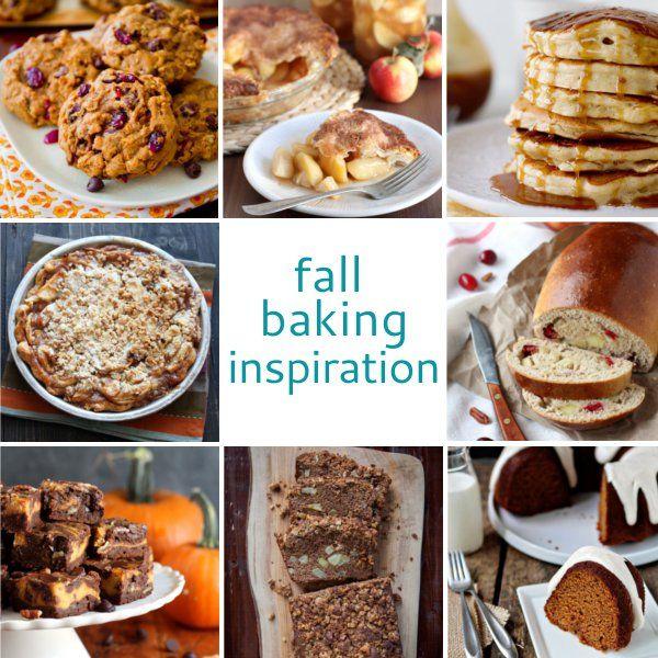 Fall Baking Pinspiration