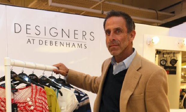 ben de lisi at debenhams fashion designers who 39 s in your. Black Bedroom Furniture Sets. Home Design Ideas