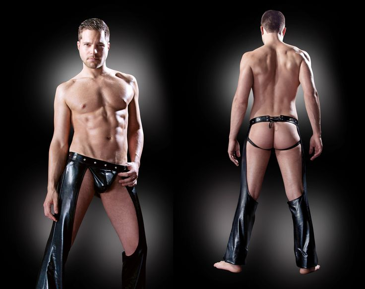 gay cowboy spurs