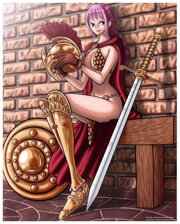 Photo of *Gladiator Rebecca* for fans of One Piece. dedicated to all One Piece fans