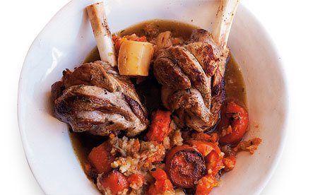A meaty meal from Nigel Slater