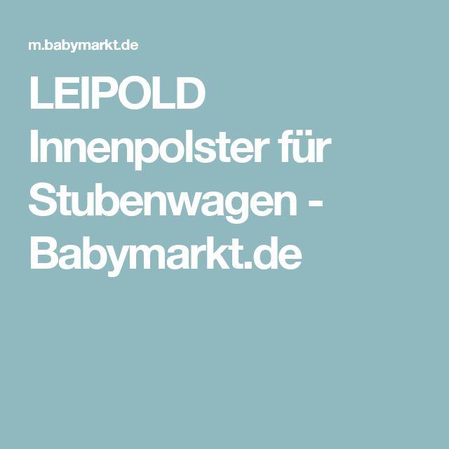LEIPOLD Innenpolster für Stubenwagen - Babymarkt.de