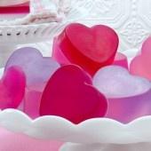 Valentine's Day Soaps
