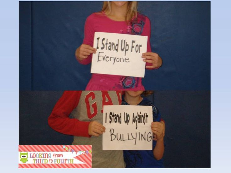 1000 Ideas About Anti Bullying Activities On Pinterest