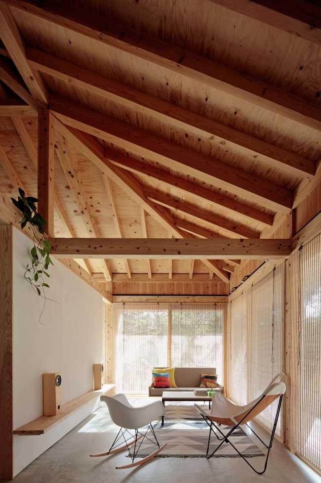 Dom s 360-stupňovým výhľadom do prírody | Rodinné domy | Stavby | Architektúra | www.asb.sk