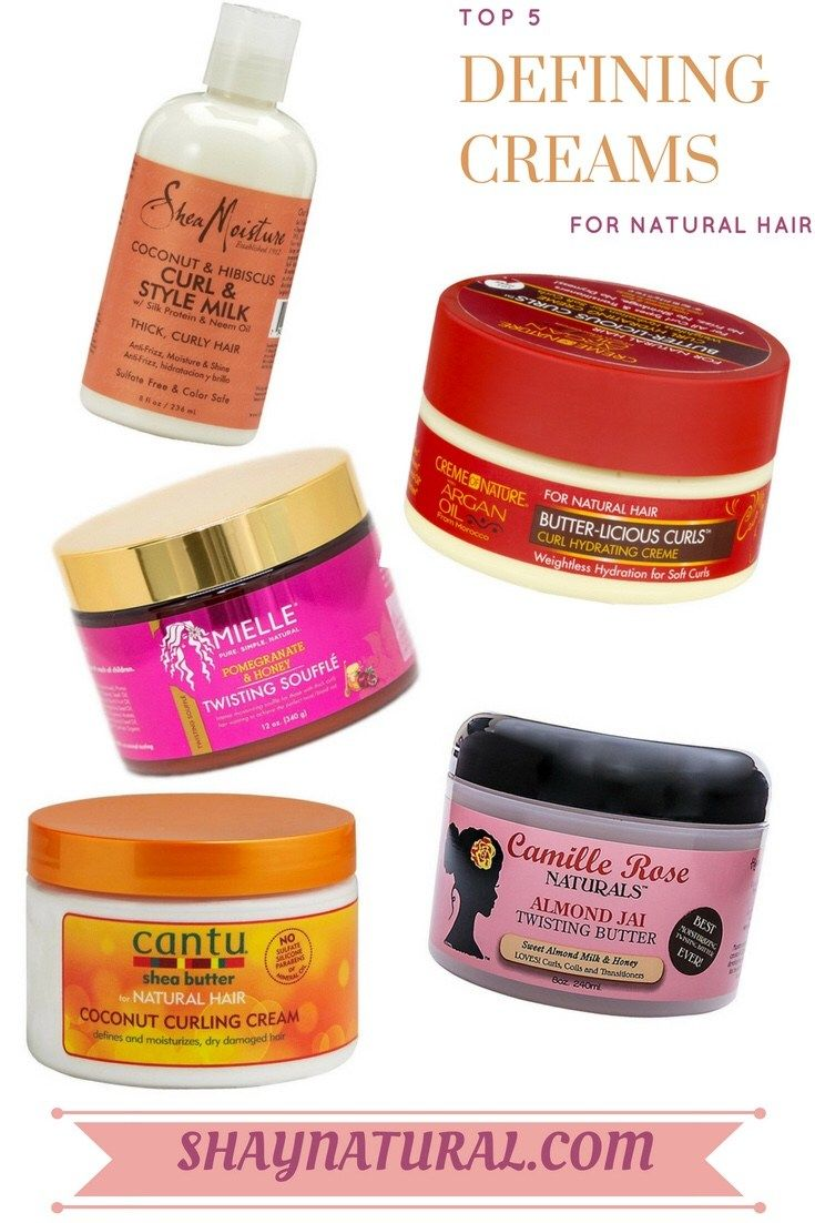 Top 5 Defining Creams For Natural Hair Shaynatural Natural Hair Styles Curly Hair Styles Curly Hair Styles Naturally